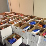 Care Boxes for each Homeless Angel Guest
